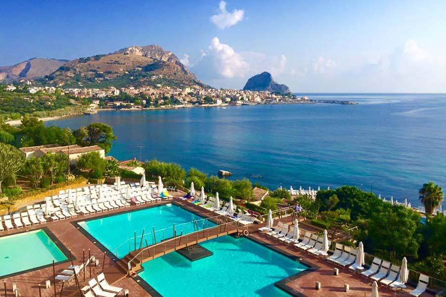 Luxury Hotel: DOMINA CORAL BAY SICILIA ZAGARELLA