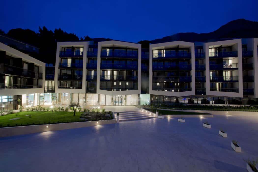 Luxury Hotel: Hotel Mlini