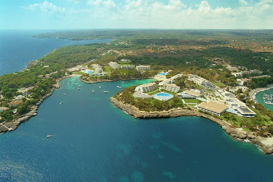 Luxury Hotel: Blau Privilege Porto Petro Beach Resort & Spa