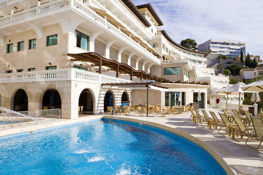 Luxury Hotel: Nixe Palace