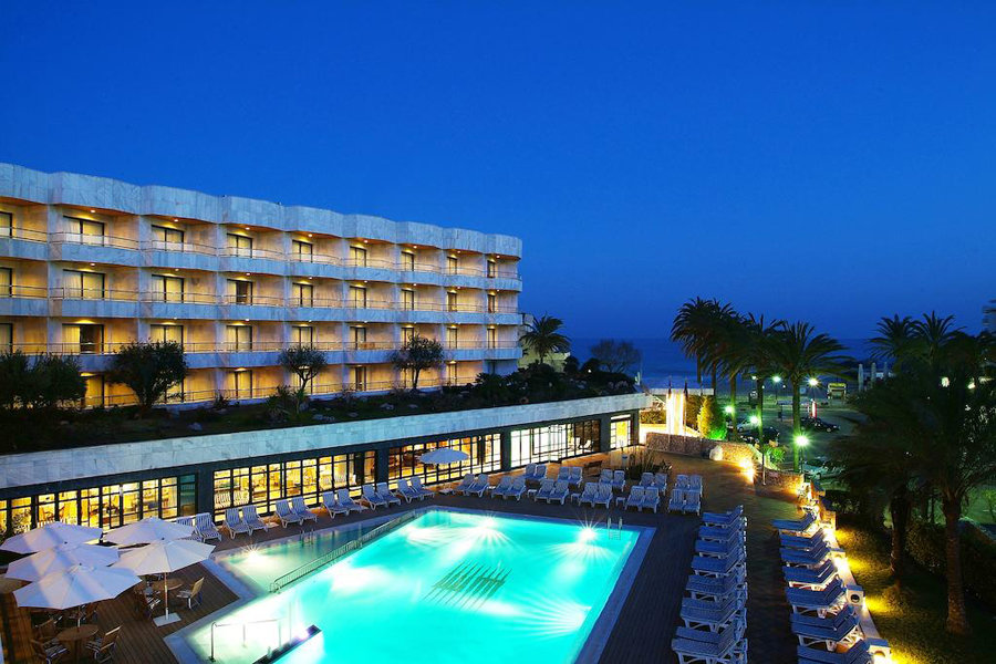 Luxury Hotel: Serrano Palace Hotel