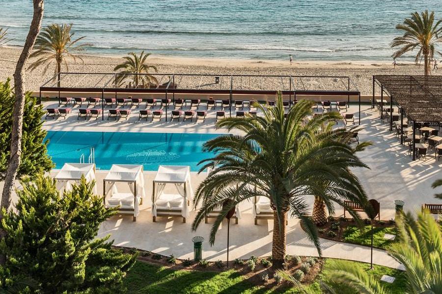 Luxury Hotel: Hesperia Villamil