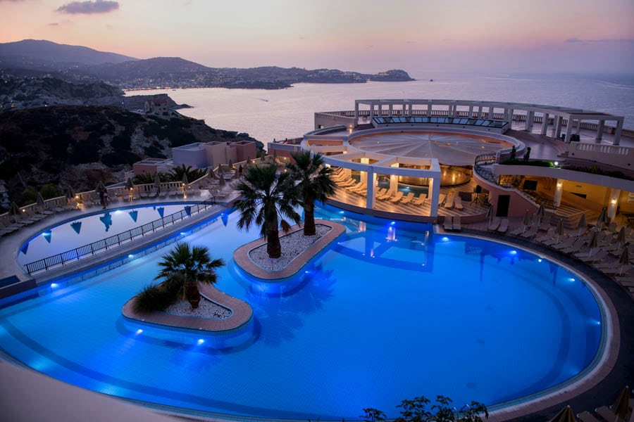 Luxury Hotel: CHC ATHINA PALACE RESORT & SPA