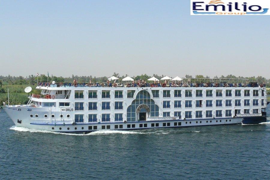 Luxury Hotel: Egypt Explorer - Nile Cruise & Hurghada Stay