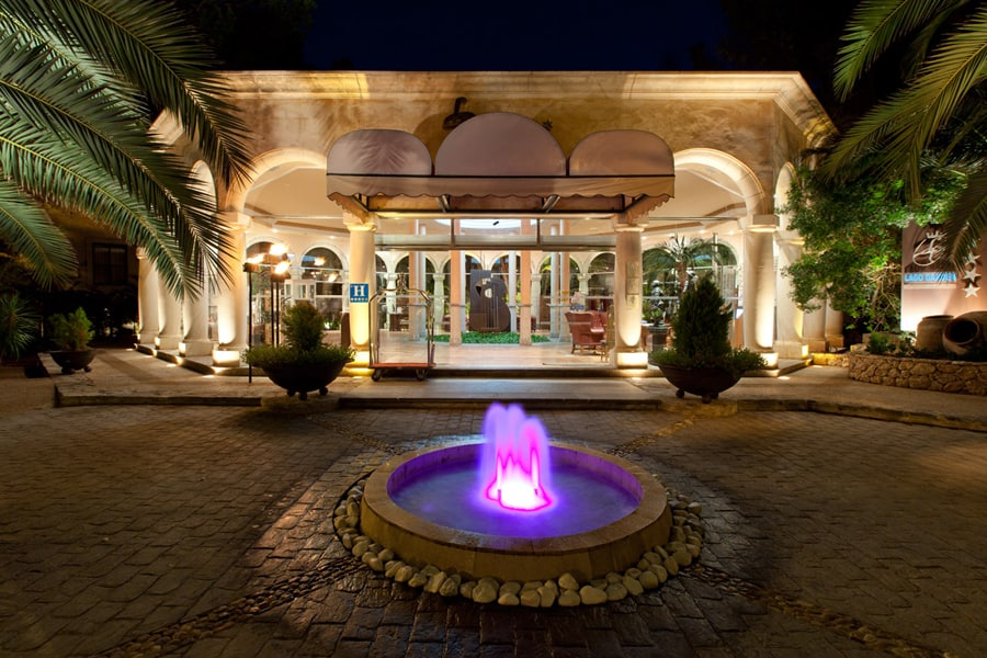 Luxury Hotel: Lago Garden Hotel