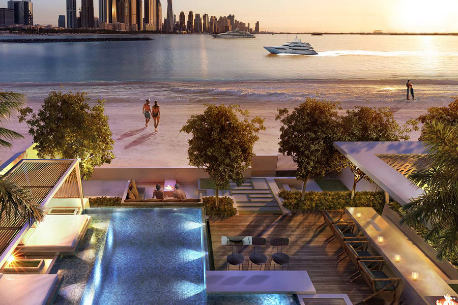 Five palm jumeirah dubai going luxury for What s the most expensive hotel in dubai