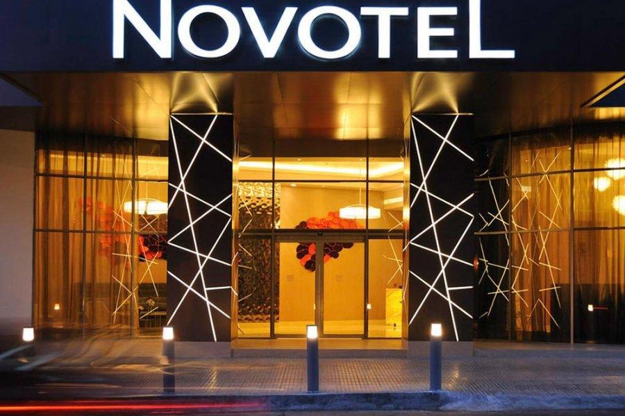 Luxury Hotel: Novotel Nuernberg Centre Ville