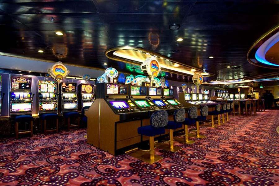 P And O Cruises Casino
