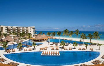 Luxury Hotel: Dreams Riviera Cancun Resort & Spa
