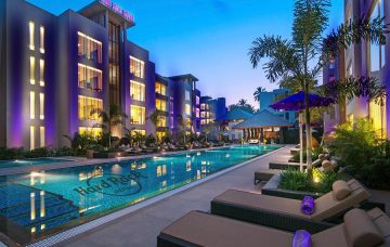 Luxury Hotel: HARD ROCK HOTEL GOA