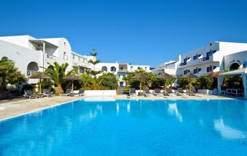 Luxury Hotel: Athens & Santorini - Essential Greece