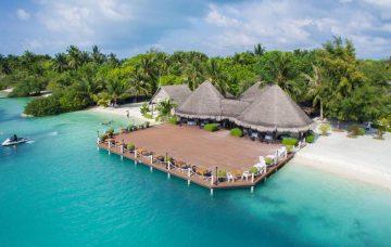 Luxury Hotel: Adaaran Select Hudhuranfushi