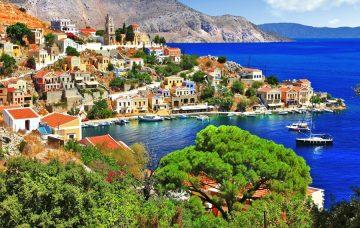 Luxury Hotel: Rhodes & Symi - Dodecanese Islands