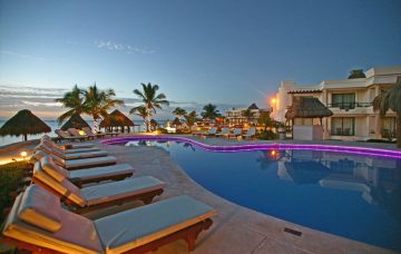 Luxury Hotel: DREAMS TULUM RESORT & SPA