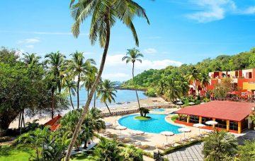 Luxury Hotel: CIDADE DE GOA