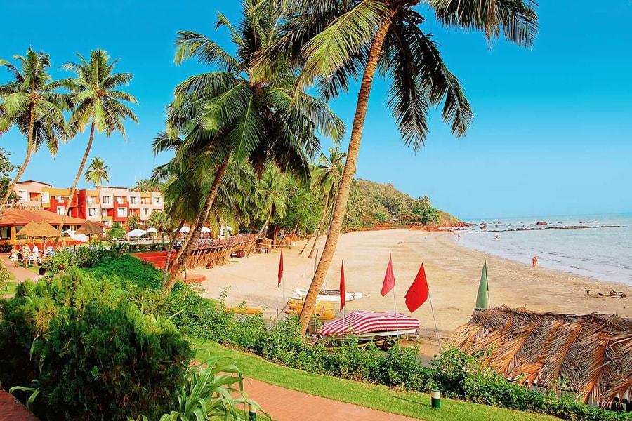 Cidade De Goa Luxury Hotels And Holidays Going Luxury