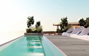 Luxury Hotel: The One Barcelona
