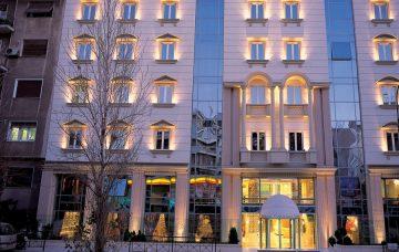Luxury Hotel: AIROTEL STRATOS VASSILIKOS