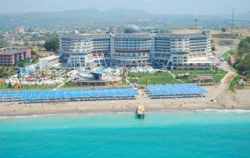 Luxury Hotel: Sea Planet Resort & Spa