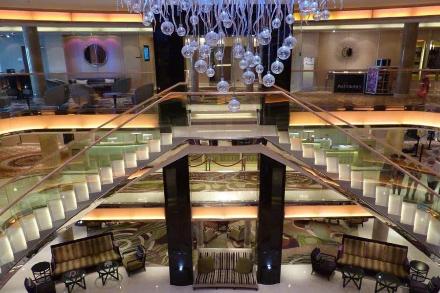 P Amp O Azura Caribbean Transatlantic Luxury Hotels And