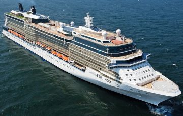 Luxury Hotel: Equinox Southern Caribbean