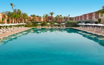 Luxury Hotel: Iberostar Club Palmeraie Marrakech