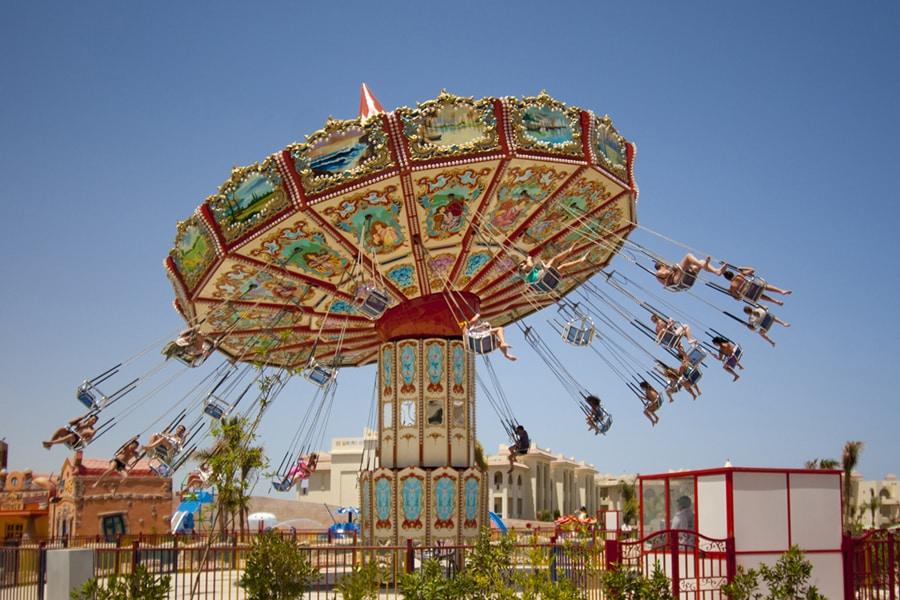 Serenity Fun City Resort Going Luxury