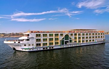 Luxury Hotel: River Nile Cruise & Red Sea Stay