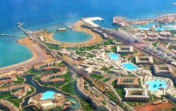 Luxury Hotel: LONG BEACH RESORT HURGHADA