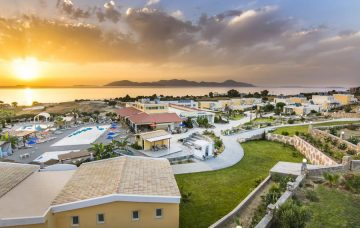 Luxury Hotel: KOUROS PALACE