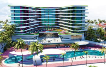 Luxury Hotel: TEMPTATION CANCUN RESORT