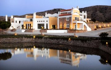Luxury Hotel: Delina Mountain Resort