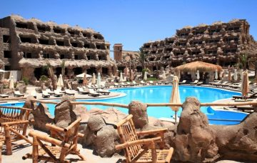 Luxury Hotel: CAVES BEACH RESORT HURGHADA