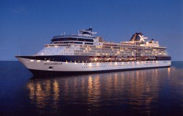 Luxury Hotel: Celebrity Millenium - Hong Kong to Singapore