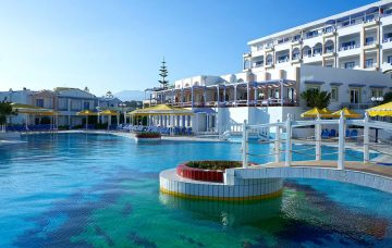 Luxury Hotel: SERITA BEACH HOTEL