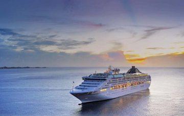 Luxury Hotel: P&O Oceana - Italy & France