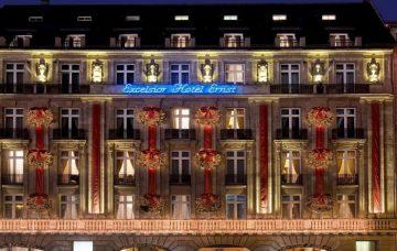 Luxury Hotel: Excelsior Hotel Ernst