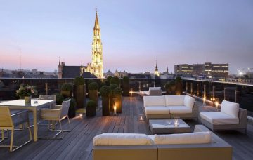 Luxury Hotel: Warwick Brussels