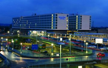 Luxury Hotel: Maritim Hotel Dusseldorf