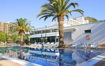 Luxury Hotel: MONTENEGRO BEACH RESORT