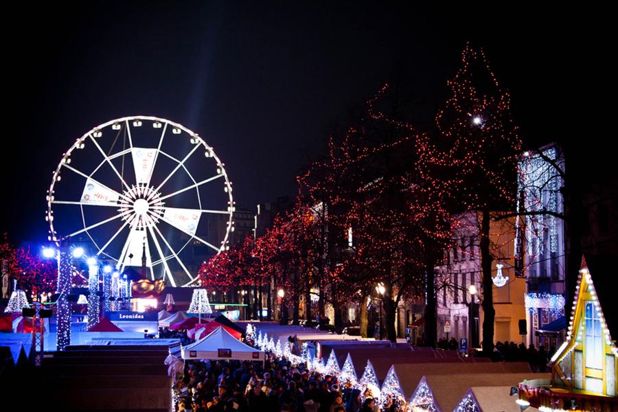 Christmas Tree Warwick