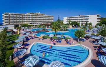 Luxury Hotel: Electra Palace Rhodes