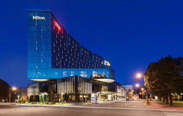 Luxury Hotel: HILTON TALLINN PARK