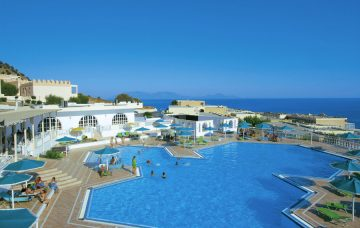 Luxury Hotel: Mitsis Family Village Beach Hotel