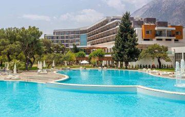 Luxury Hotel: RIXOS BELDIBI