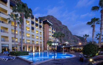 Luxury Hotel: Savoy Calheta Beach