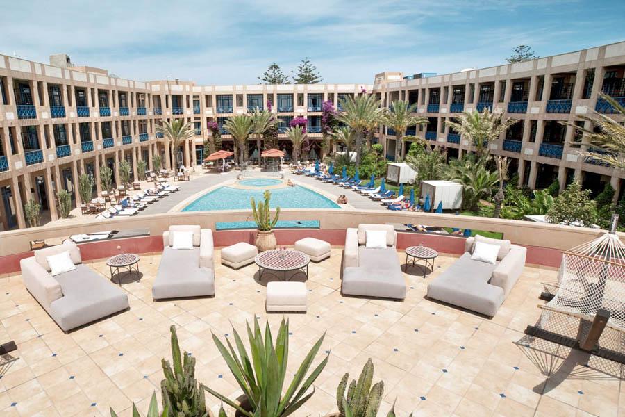 Le Medina Essaouira Hotel Thalassa Sea Spa