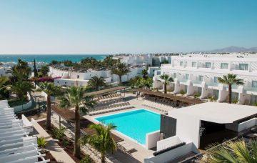 Luxury Hotel: AEQUORA LANZAROTE SUITES