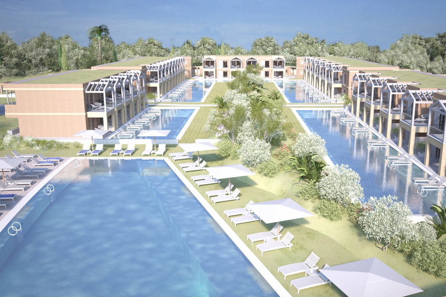 Hotels With Private Pools Or Swim Up Rooms Cyprus