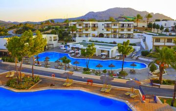 Luxury Hotel: LABRANDA MIRALUNA VILLAGE